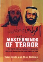 Cover of: Masterminds of Terror