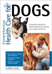 Cover of: Comprehensive Health Care for Dogs