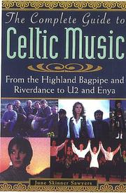 Cover of: The Complete Guide to Celtic Music
