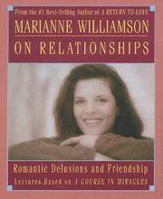 Cover of: Marianne Williamson on Relationships