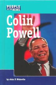 Cover of: People in the News - Colin Powell (People in the News)