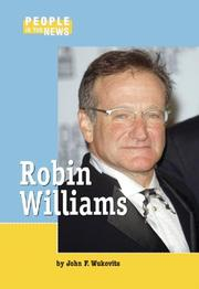 Cover of: People in the News - Robin Williams (People in the News)