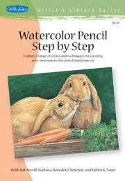 Cover of: Watercolor Pencil (Artist's Library)