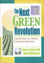 Cover of: The Next Green Revolution