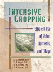 Cover of: Intensive Cropping