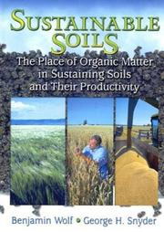 Cover of: Sustainable Soils