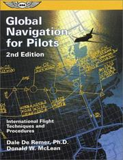 Cover of: Global Navigation for Pilots
