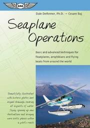 Cover of: Seaplane Operations