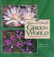 Cover of: Lewis and Clark's Green World