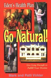 Cover of: Go Natural!