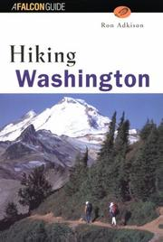 Cover of: Hiking Washington