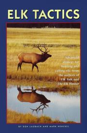 Cover of: Elk Tactics