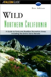 Cover of: Wild Northern California