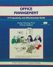 Cover of: Office Management