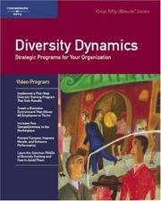 Cover of: Crisp Group Training Video: Diversity Dynamics Group Training Video Program