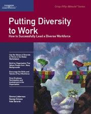 Cover of: Crisp: Putting Diversity to Work