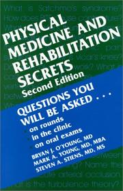 Cover of: Physical Medicine & Rehabilitation Secrets