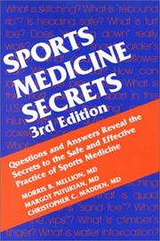 Cover of: Sports Medicine Secrets