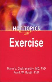 Cover of: Exercise - Hot Topics