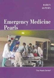 Cover of: Emergency Medicine Pearls