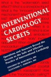 Cover of: Interventional Cardiology Secrets