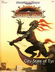 Cover of: City-State of Tyr