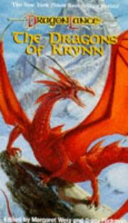 Cover of: The dragons of Krynn