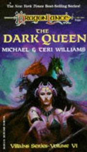 Cover of: The Dark Queen (Dragonlance Villains, Vol Six)