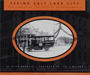 Cover of: Seeing Salt Lake City