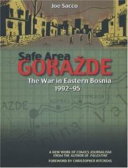 Cover of: Safe Area Gorazde: The War in Eastern Bosnia 1992-1995