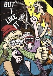 Cover of: But I Like It