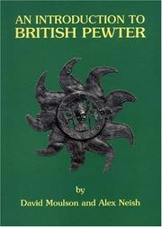 Cover of: An Introduction to British Pewter