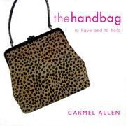 Cover of: Handbag:To Have & To Hold