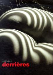Cover of: Erotique Derrieres