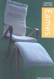 Cover of: Charles & Ray Eames