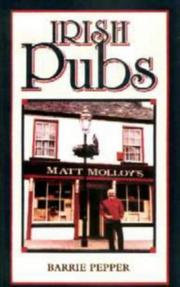 Cover of: Irish Pubs and Inns