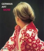 Cover of: German Art Now