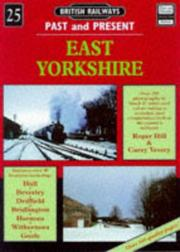 Cover of: East Yorkshire (British Railways Past & Present)