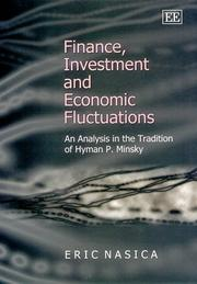Cover of: Finance, Investment and Economic Fluctuations