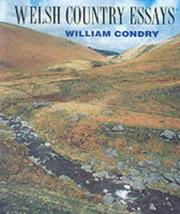 Cover of: Welsh Country Essays