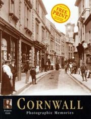 Cover of: Francis Frith's Cornwall (Photographic Memories)