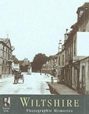 Cover of: Francis Frith's Wiltshire (Photographic Memories)