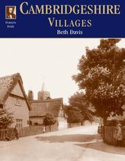 Cover of: Francis Frith's Cambridgeshire Villages (Photographic Memories)