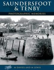 Cover of: Francis Frith's Tenby and Saundersfoot (Photographic Memories)