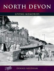Cover of: Francis Frith's North Devon Living Memories (Photographic Memories)