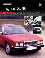 Cover of: You and your Jaguar XJ40