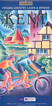 Cover of: Kent (Cycling Country Lanes & Byways)