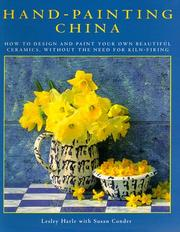 Cover of: Hand-Painting China