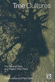 Cover of: Tree Cultures