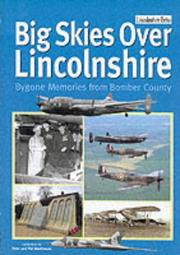 Cover of: Big Skies Over Lincolnshire